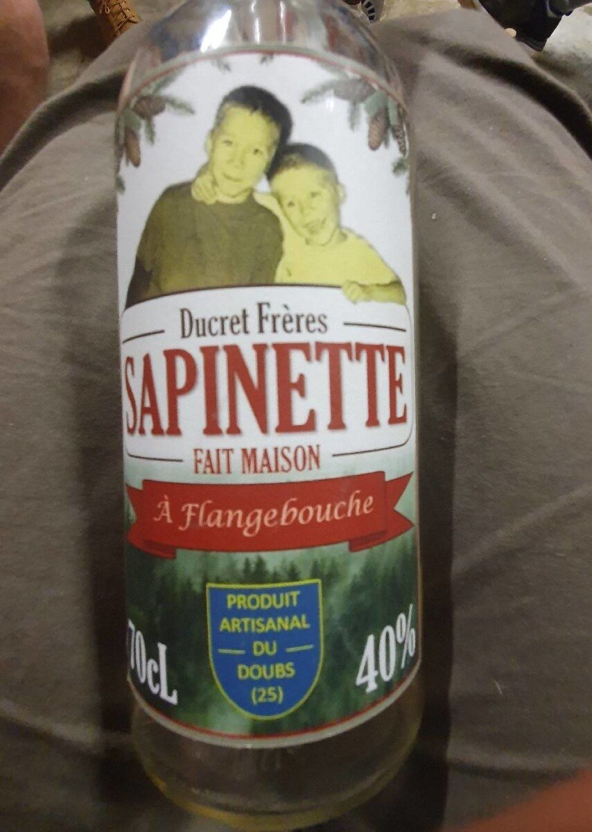 Sapinette - Product