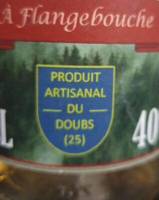 Sapinette - Ingrediënten