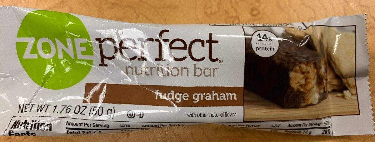 Nutrition bar - Producte - en