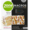 Macros birthday cake nutrition bars - Product