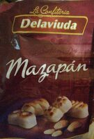 Mazapán - Nutrition facts