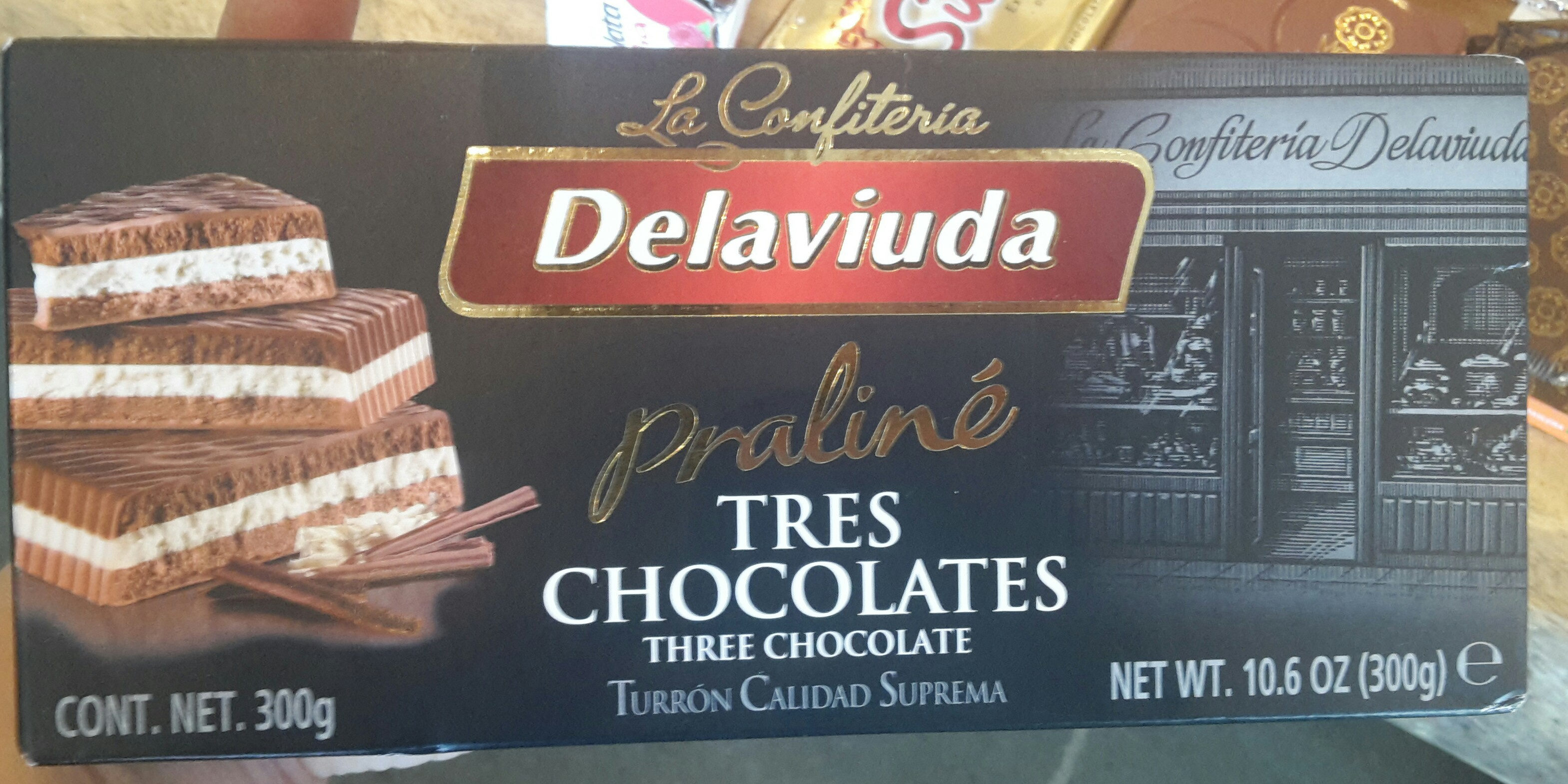 Praliné très chocolates - Product - en