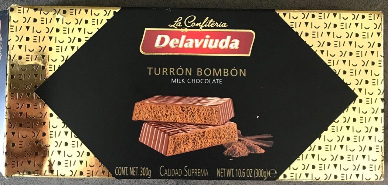 Turrón Bombón - Produit - fr