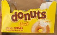 Donuts glacé - Producte - es