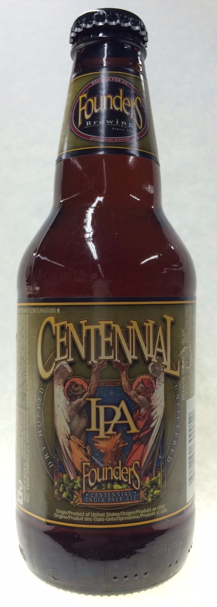 Centennial IPA - Product - en
