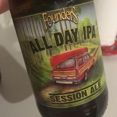 Founders All Day IPA Session Ale - Product