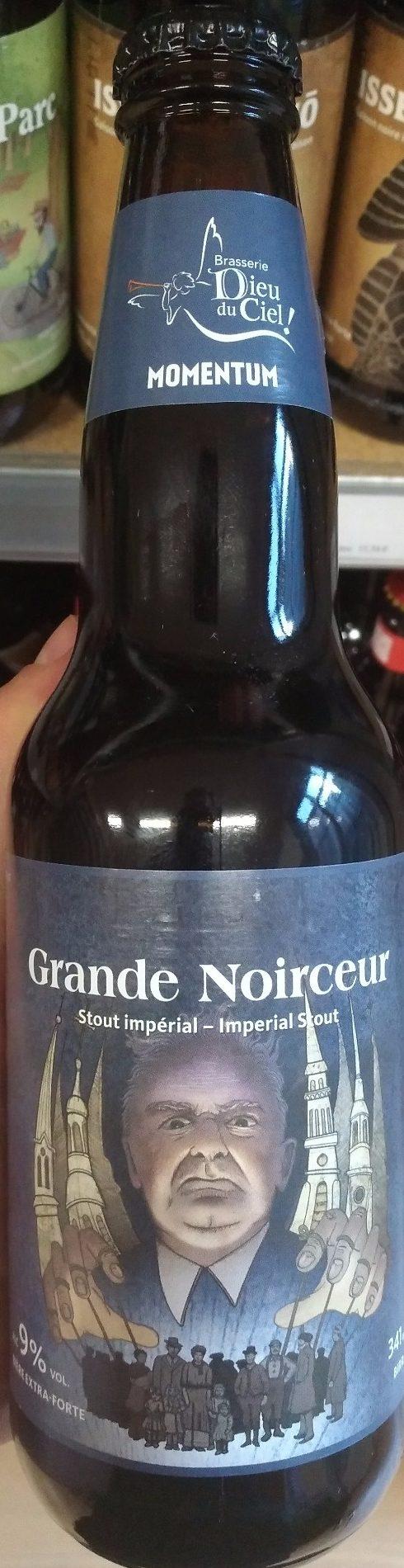 Grande Noirceur - Product - fr
