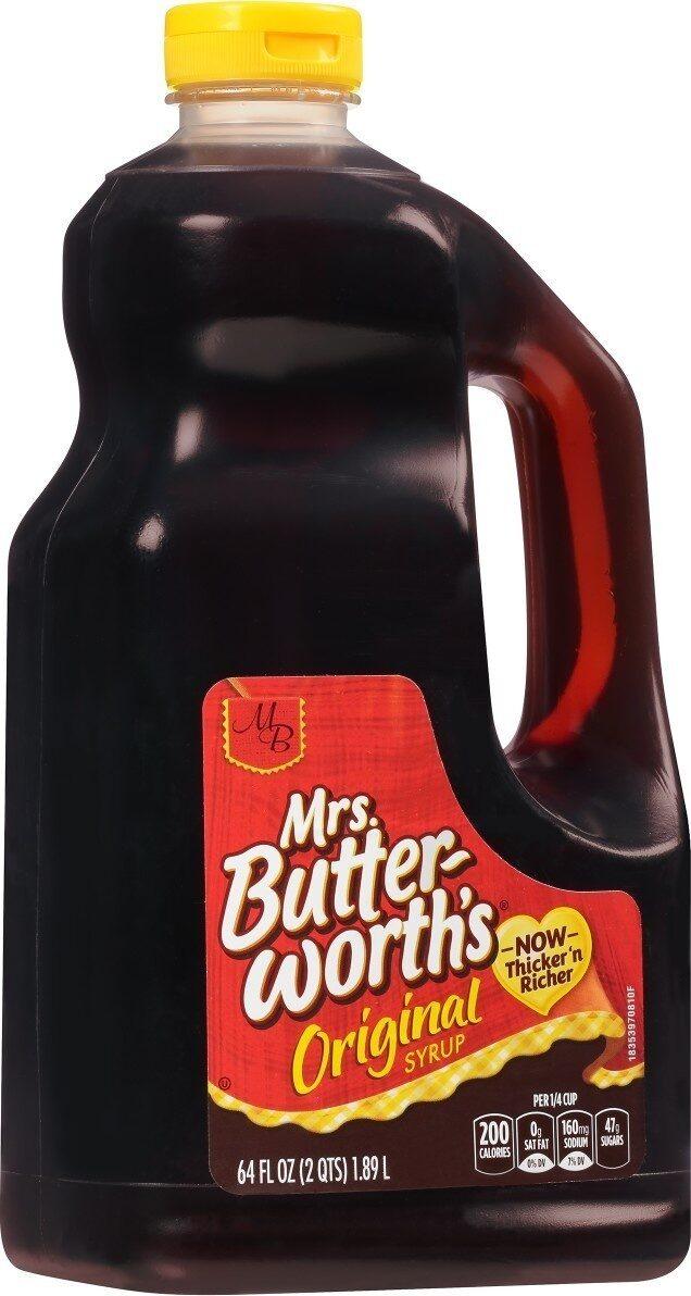 Original Syrup - Product - en