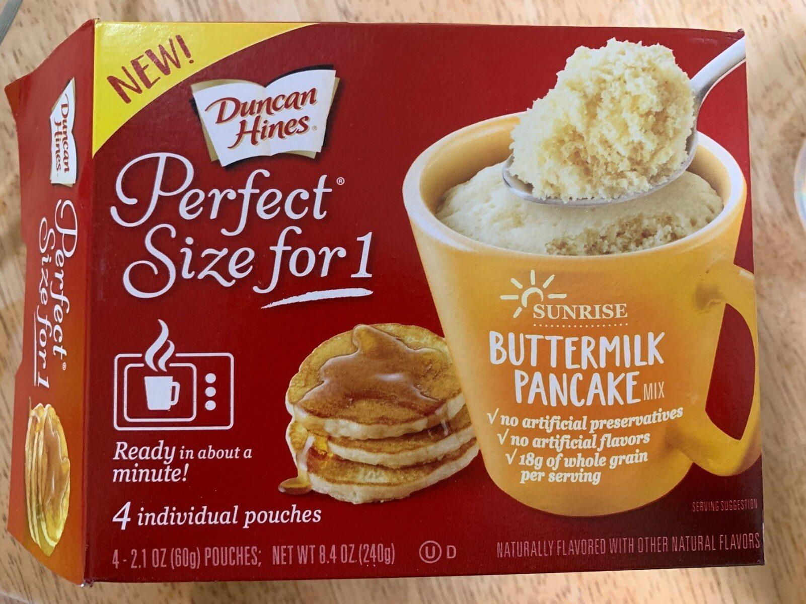 Buttermilk pancake mix - Product