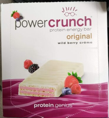 Original protein energy bar - Product - en