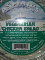 asmars vegetarian chicken salad - Product