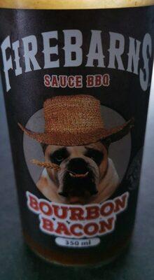 Sauce bbq bourbon bacon - Product - fr