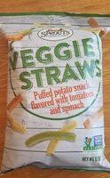 Veggie Straws - Product - en