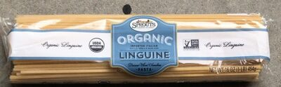 Organic Linguine - Product - en