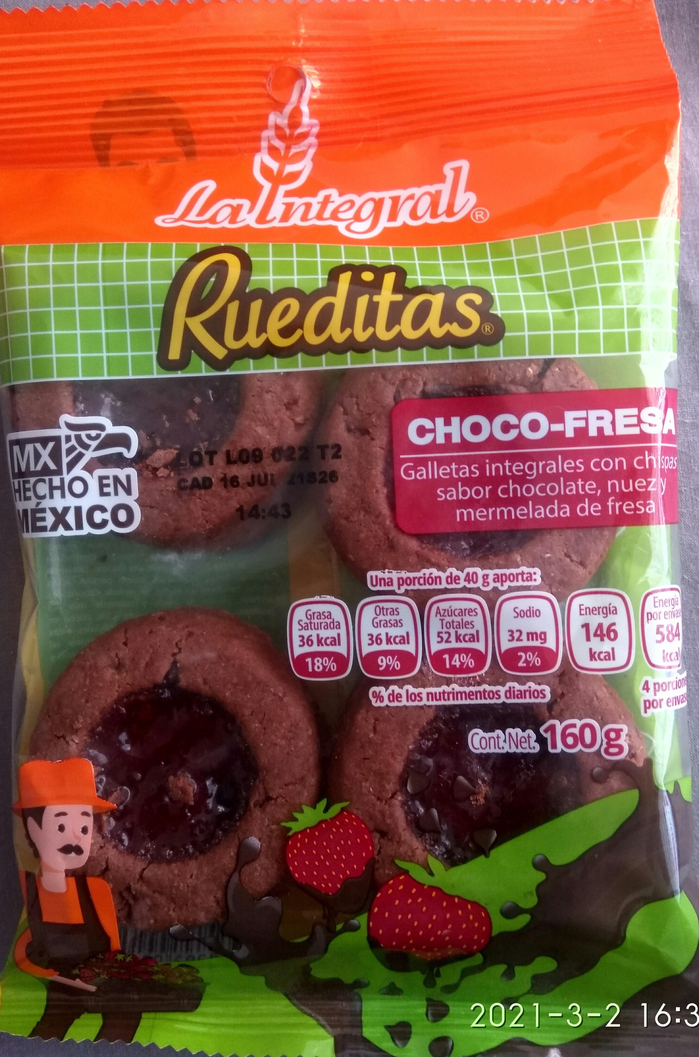 Rueditas - Producto - es