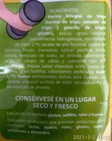 Rueditas - Ingredientes - es