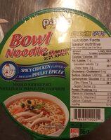 Bowl Noodle soup - Produkt - en