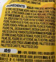 Paldo Cheese / Fromage Ramyun - Ingrédients - fr