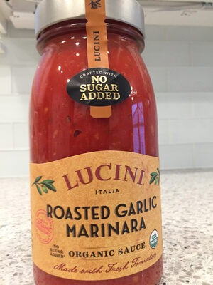 Organic sauce - Product