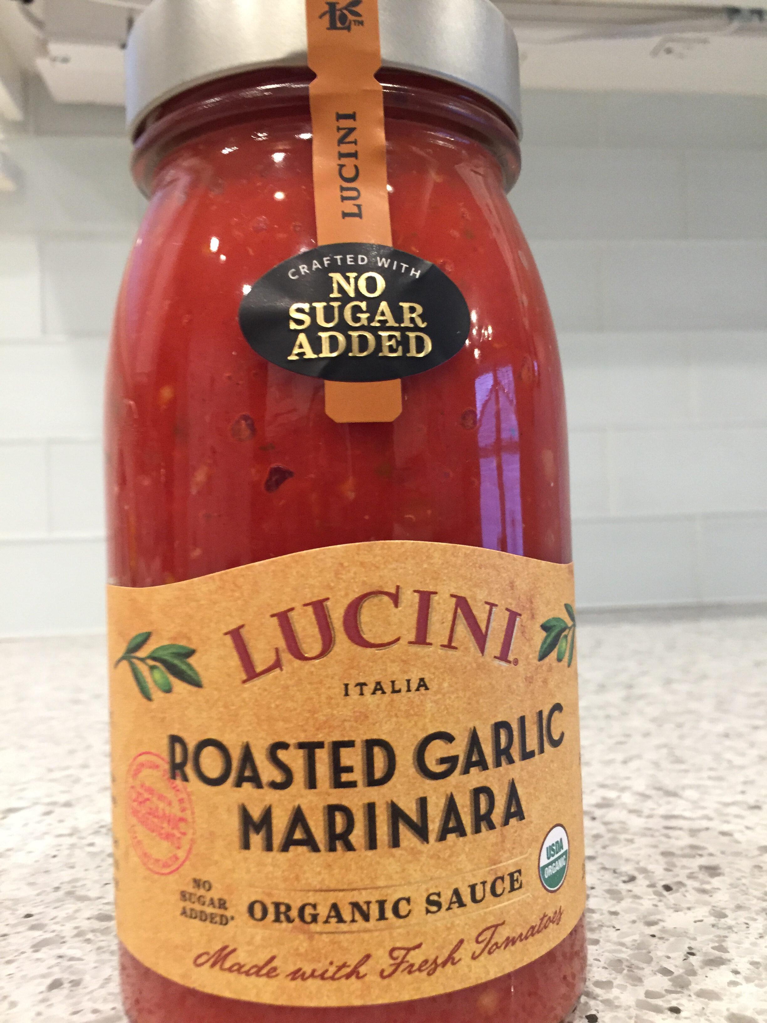 Organic sauce - Product - en