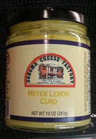 Meyer Lemon Curd - Product - en