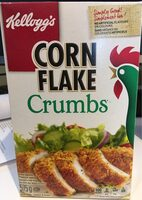 Corn flakes crumbs - Product - en