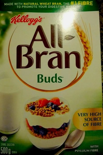 All-Bran Buds - Produit