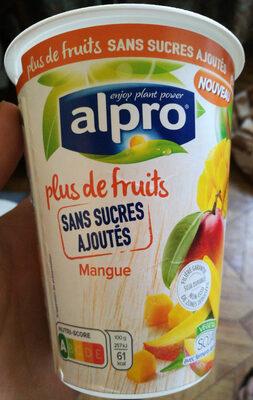 Produit fermenté au soja et à la mangue - Product - fr