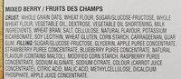 kellog nutri grain mix - Ingredients - en