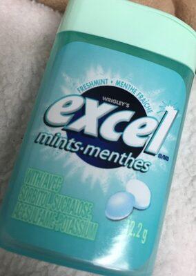 Excel menthes - Produit - fr