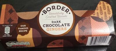 Dark Chocolate Gingers - Product