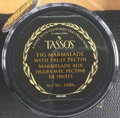 Marmelade aux figues - Produit