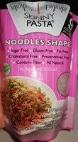 Skinny Pasta. Noodles Shape - Product