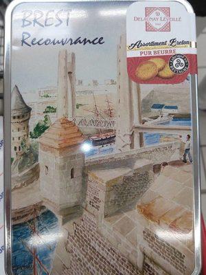 Assortiment Breton Brest Recouvrance - Product