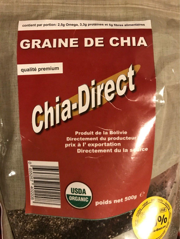 Graine de Chia - Product