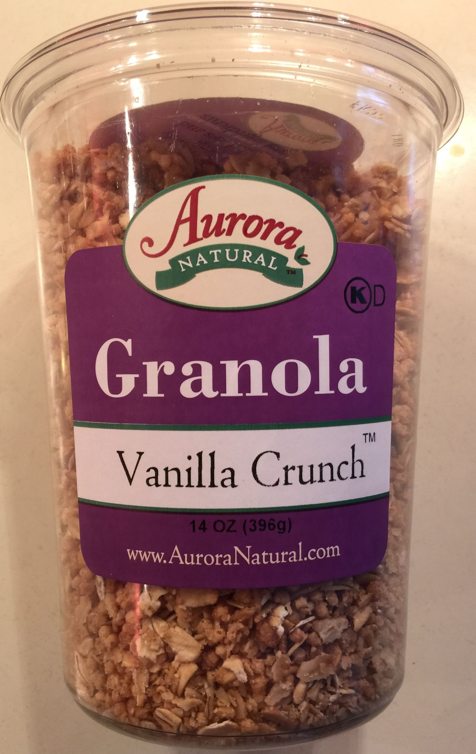 Vanilla Crunch Granola - Product