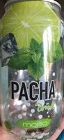 Pacha drink mojito - Produit - fr