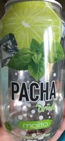 Pacha drink mojito - Product - fr