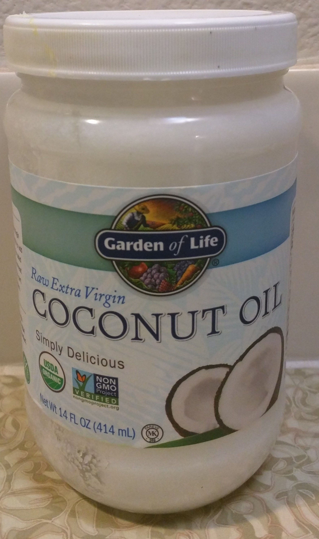Raw Extra Virgin Coconut Oil - Prodotto - en