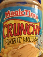 Magic Time Crunchy Peanut Butter - Product