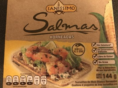 SALMAS HORNEADAS - Produit - es