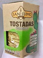 TOSTADAS HORNEADAS SANÍSSIMO - Produit - es