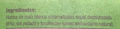 TOSTADAS HORNEADAS SANÍSSIMO - Ingrédients - es