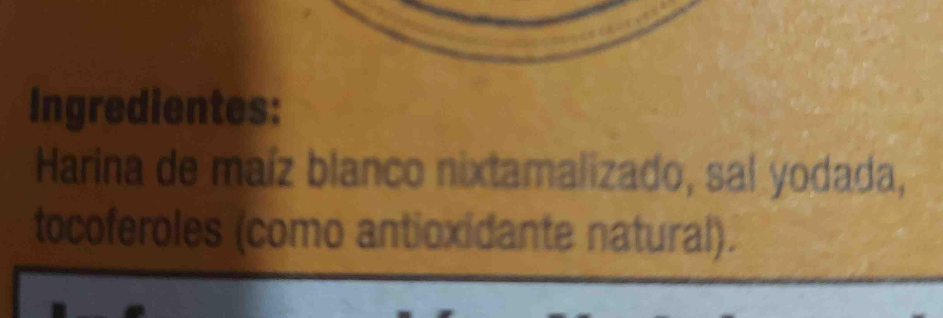 Empanizador de maiz - Ingredients - es