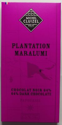 Plantation Maralumi Noir 64% - Product