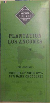 Los ancones chocolate pct - Product - fr