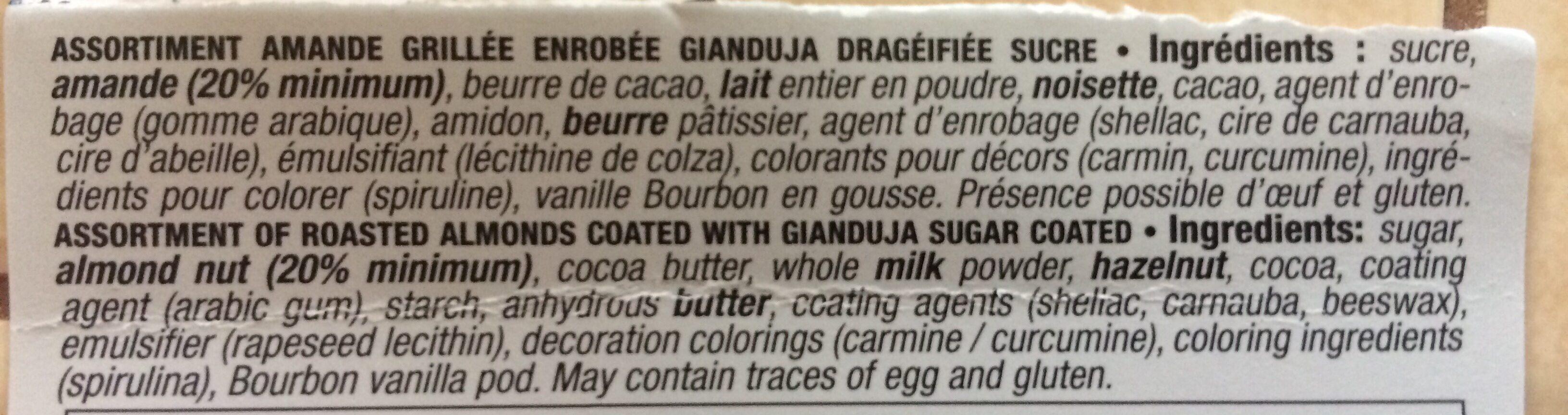 Poppy's - Ingrédients - fr