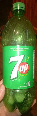 7up lemon, lime & bubbles - Product - en