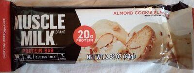 Barre protéinée amande cookie - Produit