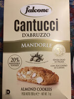 CANTUCCI BISCUITS ONLINE - FALCONE CANTUCCI D'ABRUZZO - Produit - fr